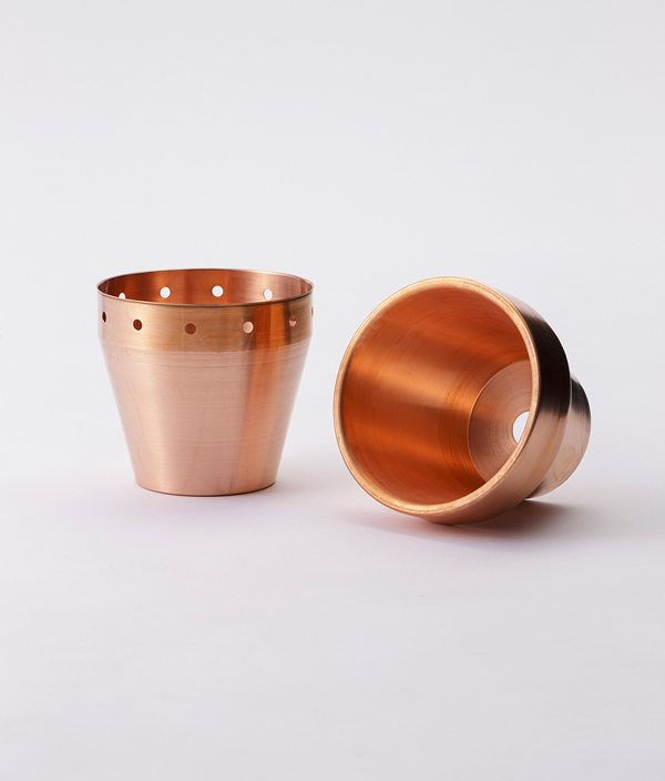 One Pots Copper 4号