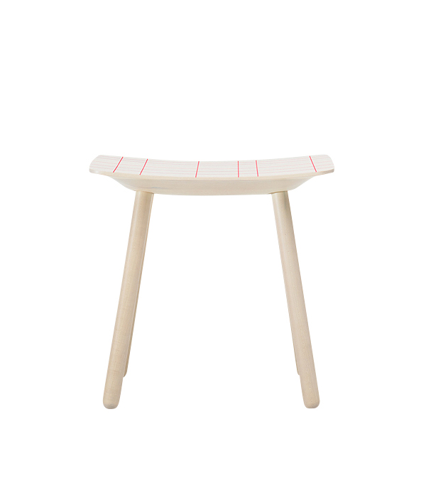 COLOUR STOOL/ピンク
