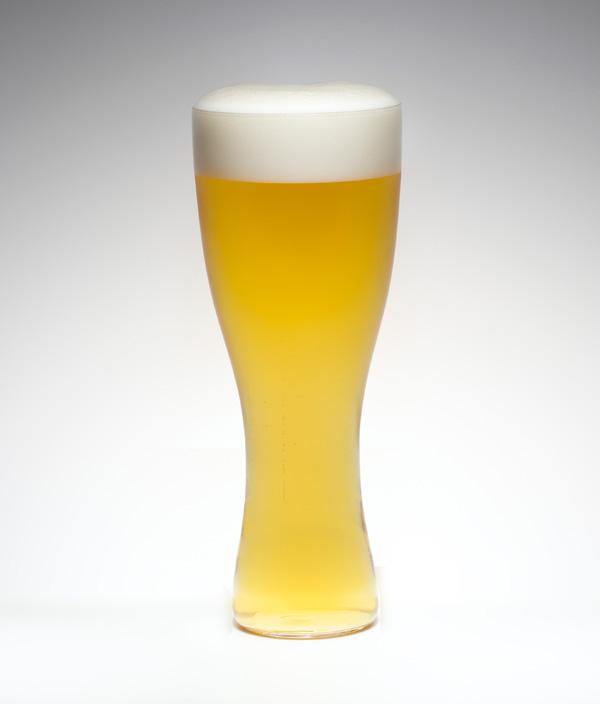 うすはりビールグラスセット / 松徳硝子