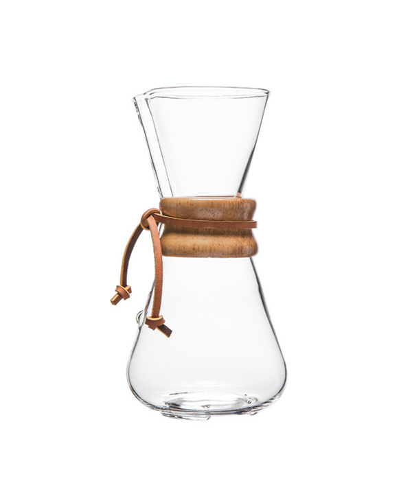 CHEMEX COFFEE MAKER 3CUPS