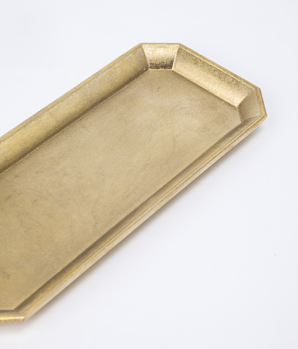 BRASS TRAY / LARGE