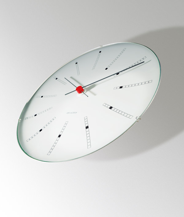 Wall Clock BANKERS/S