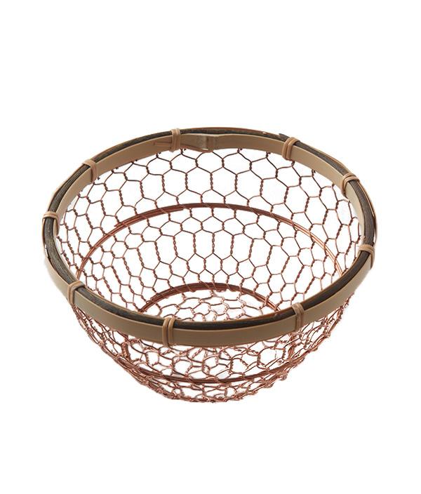 手編みかご (小)