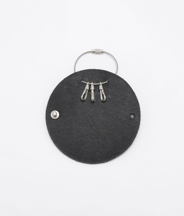 Circle Key Case <Black> / Hender Scheme(エンダースキーマ)