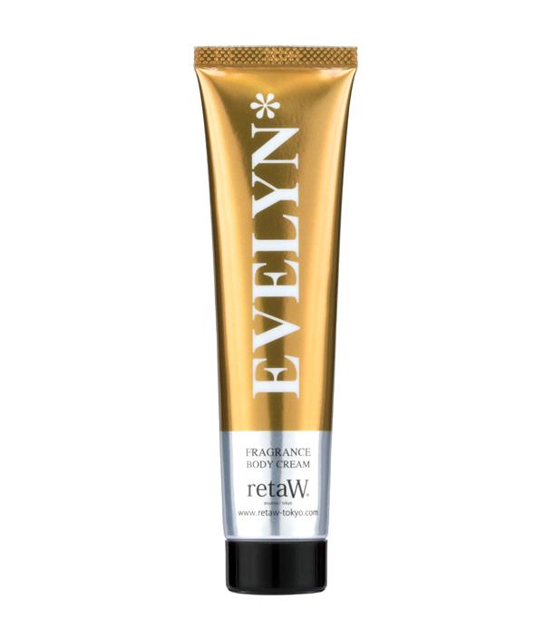 Fragrance Body Cream EVELYN / retaW(リトゥ)
