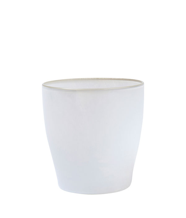 12. enamel white