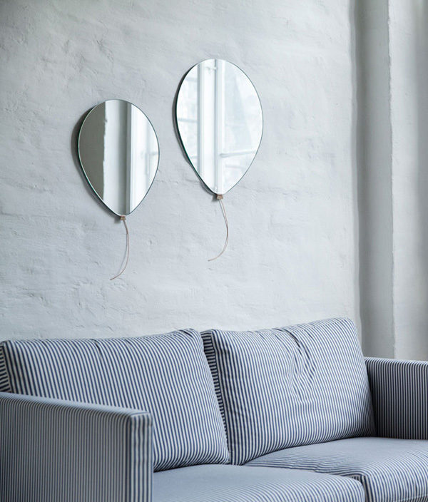 BALLOON MIRROR / L