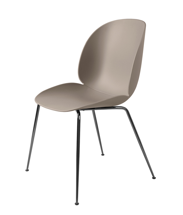 BEETLE CHAIR Un-upholstered