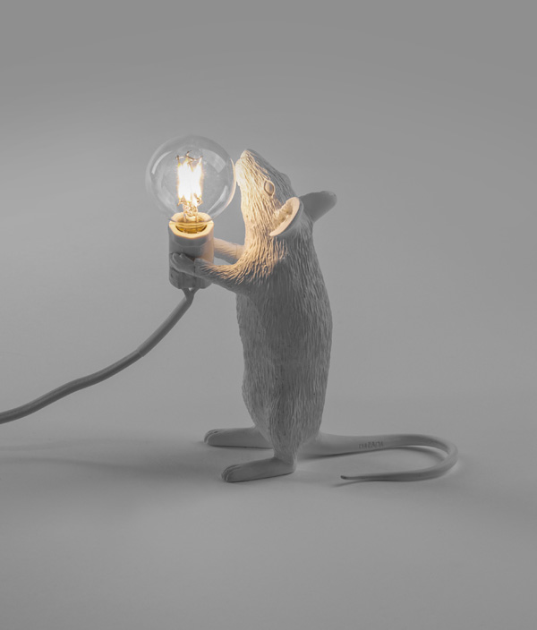 MOUSE LAMP / STANDING
