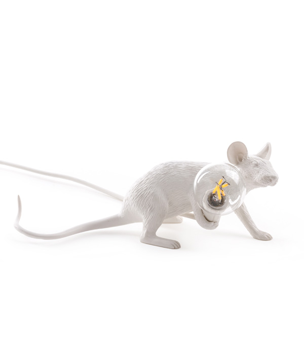 MOUSE LAMP / LYIE DOWN