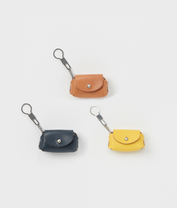 Coin key holder <NAVY> / Hender Scheme(エンダースキーマ)