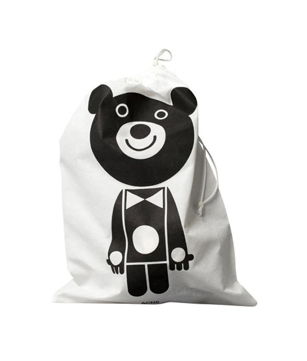 Chester Bear /Black & White