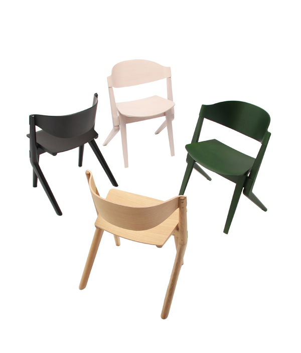 SCOUT CHAIR/ピンク