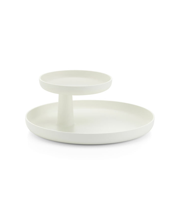 Rotary Tray /White