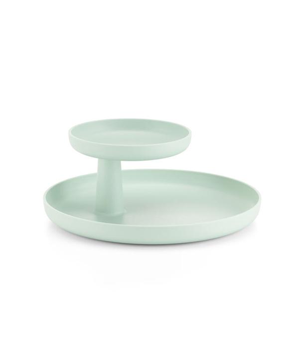Rotary Tray /Green