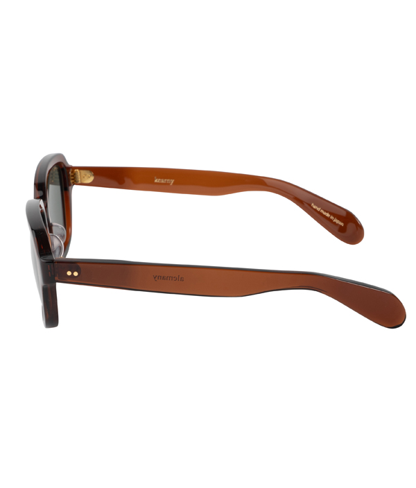 kearny / alemony / Clear Brown(Sunglasses)