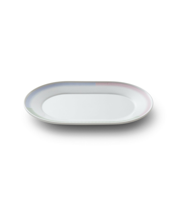 PC Oval Plate 240