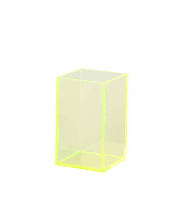ORIGINAL ACRYLIC PEN STAND/NeonGreen