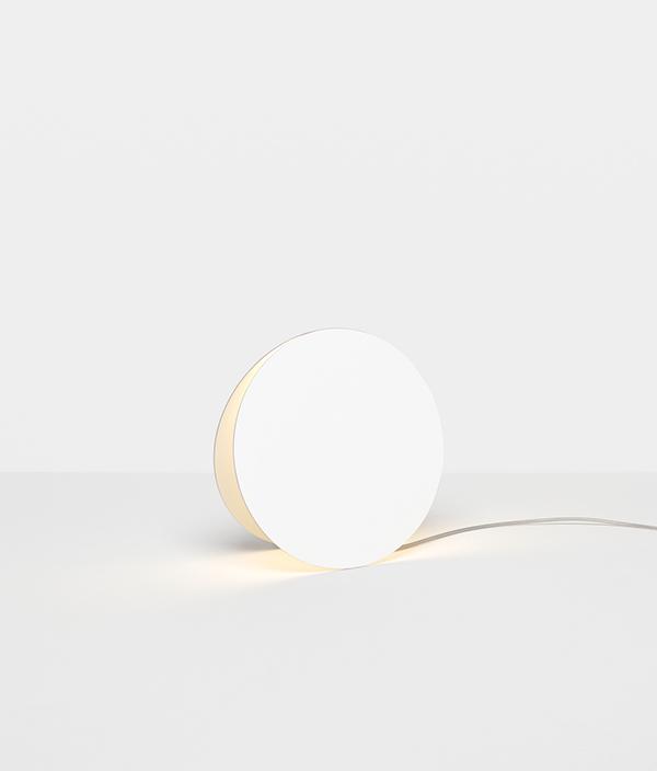 NORTH FLOOR LIGHT/S/ホワイト