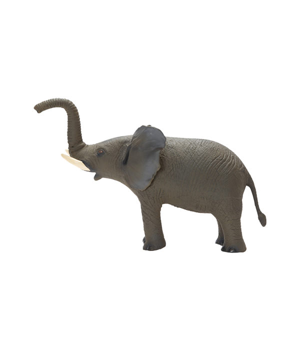 RUBBER ANIMAL ELEPHANT