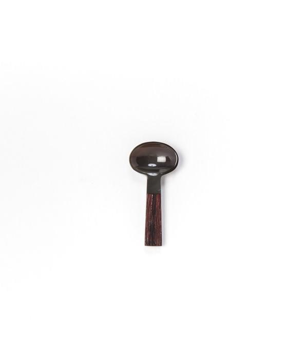 Horn Spoon / horn&rosewood