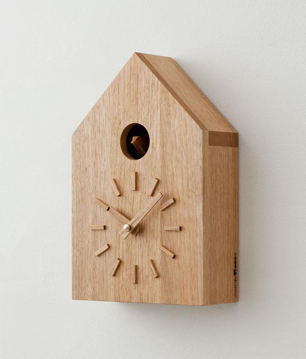 鳩時計 / ブラウン