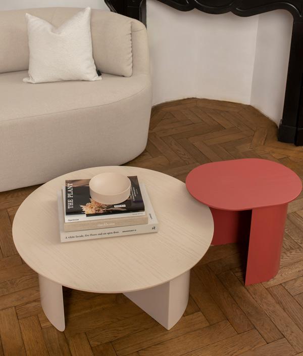PLATEAU COFFEE TABLE/SAND