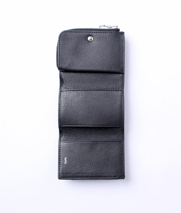 WALLET typeA MINI BLACK /PG37 /Aeta