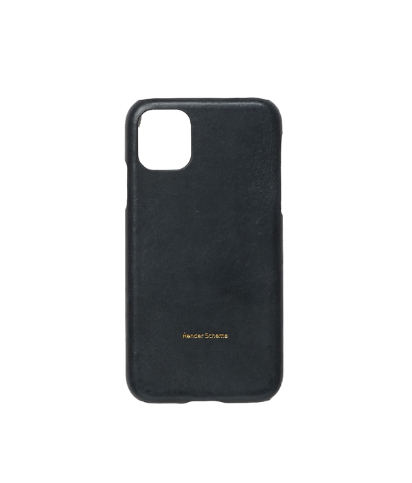 iphone case 11 <black> / Hender Scheme(エンダースキーマ)