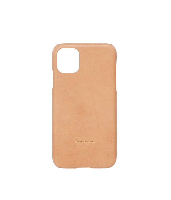 iphone case 11 <natural> / Hender Scheme(エンダースキーマ)