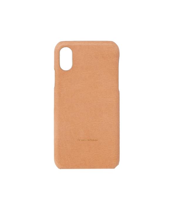 iphone case X <natural> / Hender Scheme(エンダースキーマ)