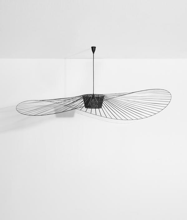 Vertigo Pendant Light Black  < L > / Petite Friture