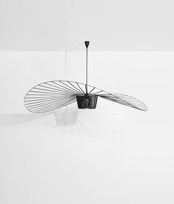 Vertigo Pendant Light Black < S > / Petite Friture