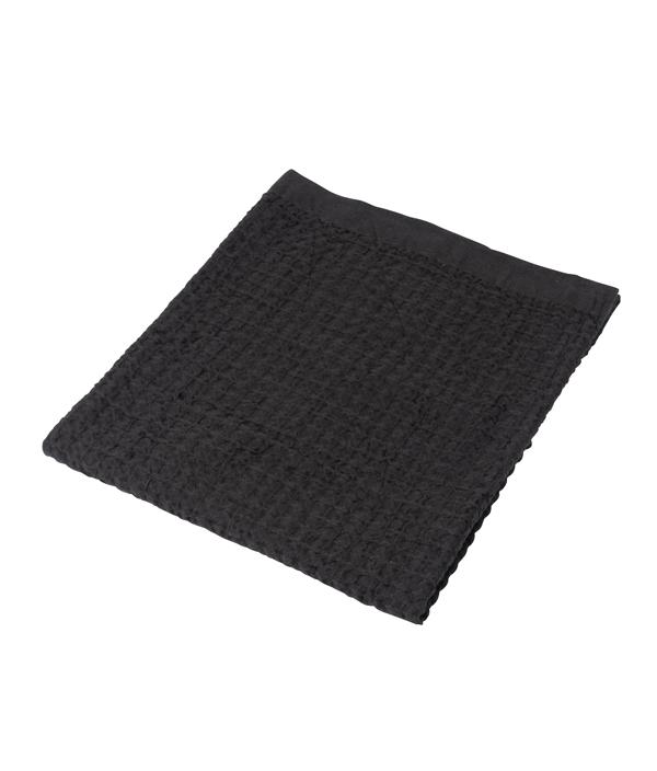 Heather Waffle Towel / L / C.Grey