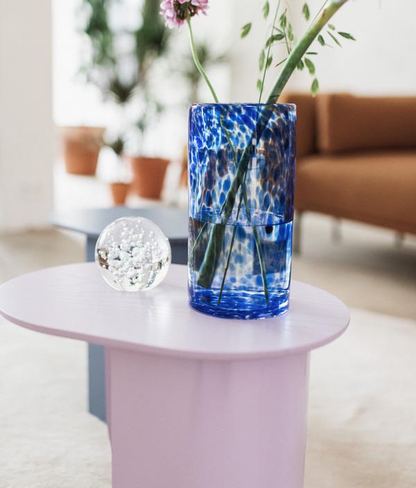 PLATEAU SIDE TABLE/SAND