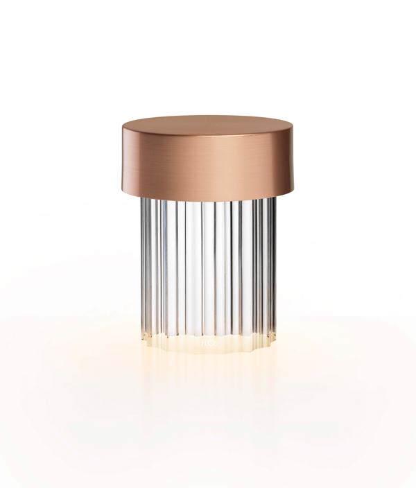 Last Order / Fluted / Copper