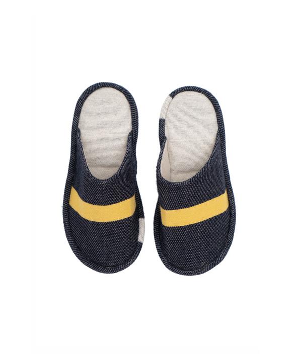 Art Rug Lambs Wool Slippers S <WNY>/ loomer  ( ルーマー)