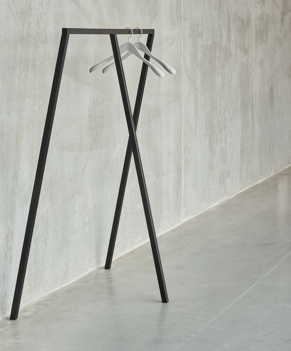 LOOP STAND WARDROBE/BLACK