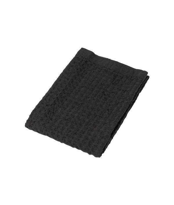 Heather Waffle Towel / M / C.Grey