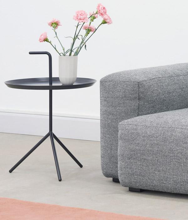 DLM SIDE TABLE/ブラック