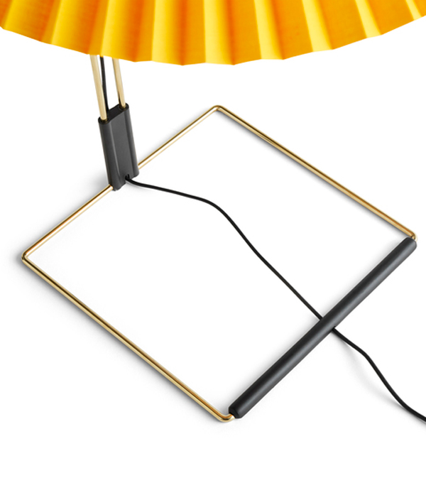 MATIN TABLE LAMP <L> / Forest Green