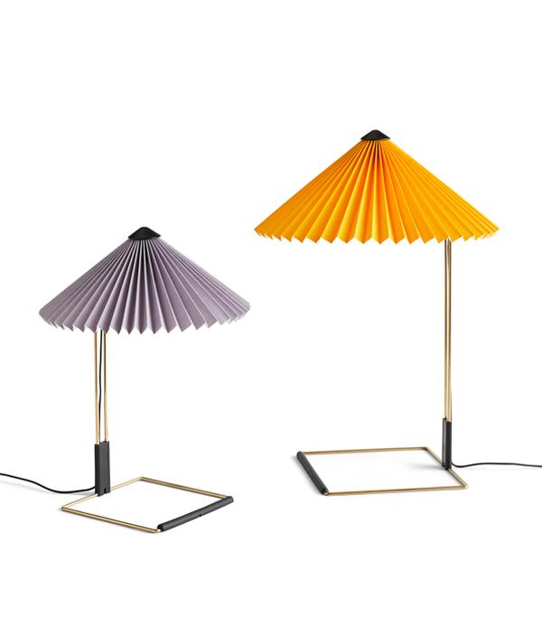 MATIN TABLE LAMP <L> / Lavender