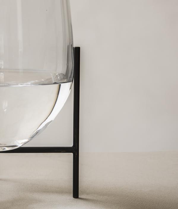 Echasse Vase S <Clear> / MENU(メニュー)