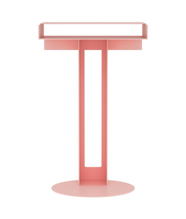 Meta Side Table /Rose