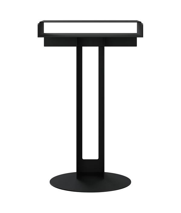 Meta Side Table /Black