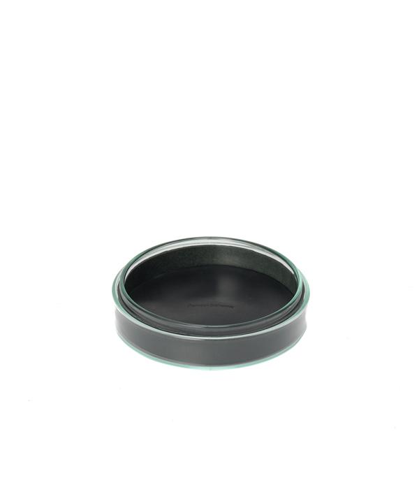 化瓶:petri dish <L> Black / Hender Scheme(エンダースキーマ)