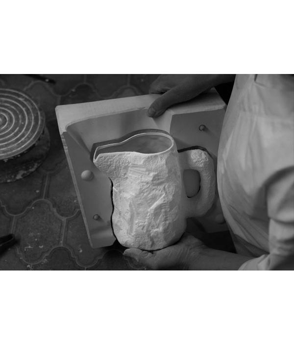 Crockery White Mug