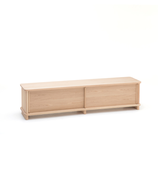 PROP TV-BOARD/200/PURE OAK