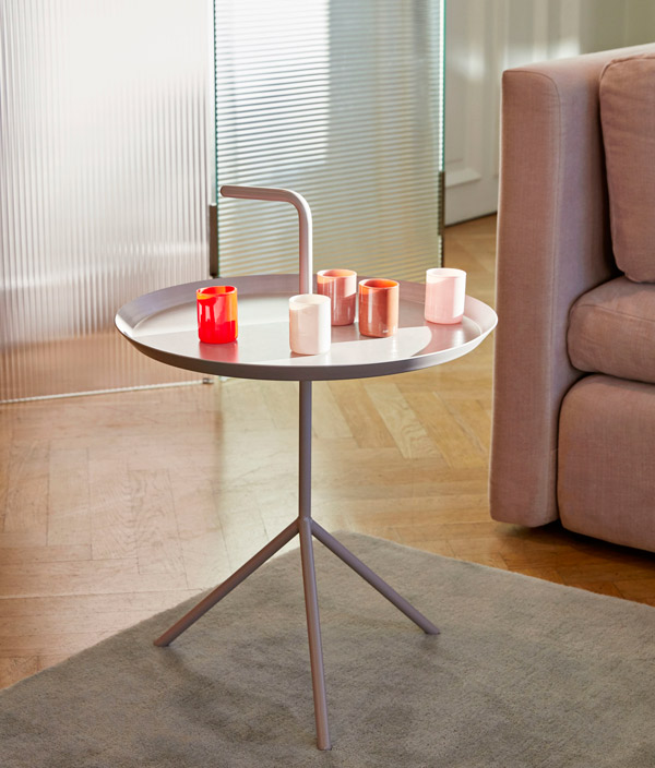 DLM SIDE TABLE/グレー