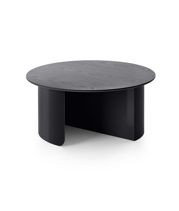 PLATEAU COFFEE TABLE/BLACK